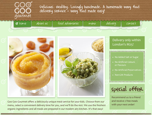 Food Photography for Goo Goo Gourmet by Studio Erameri